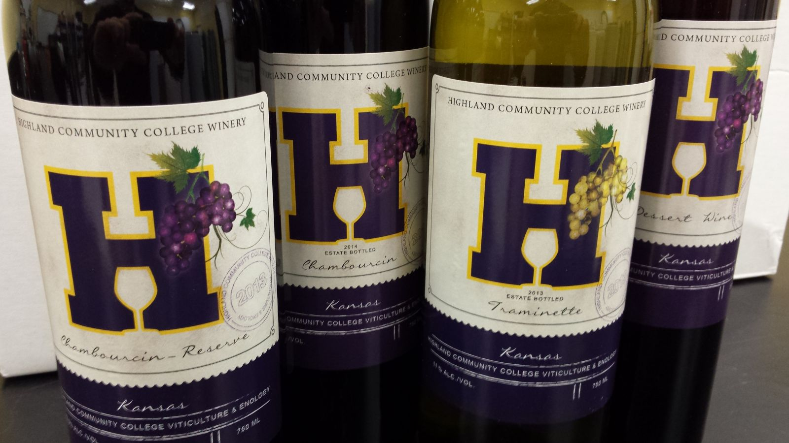 HCC Wine Labels