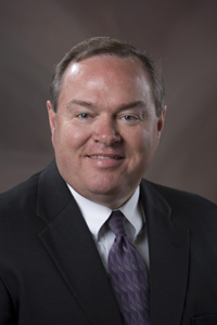 President David Reist Head Shot