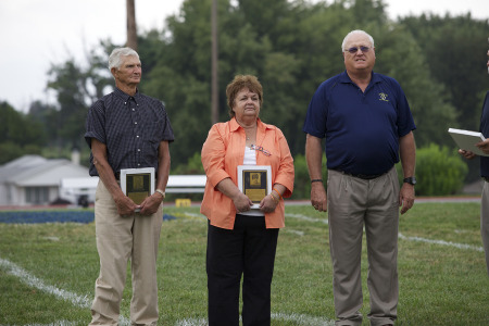 Highland Holds Hall of Fame Induction