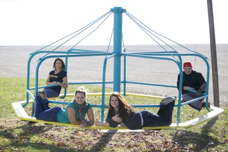 HCC Foundation Scholars complete community service project