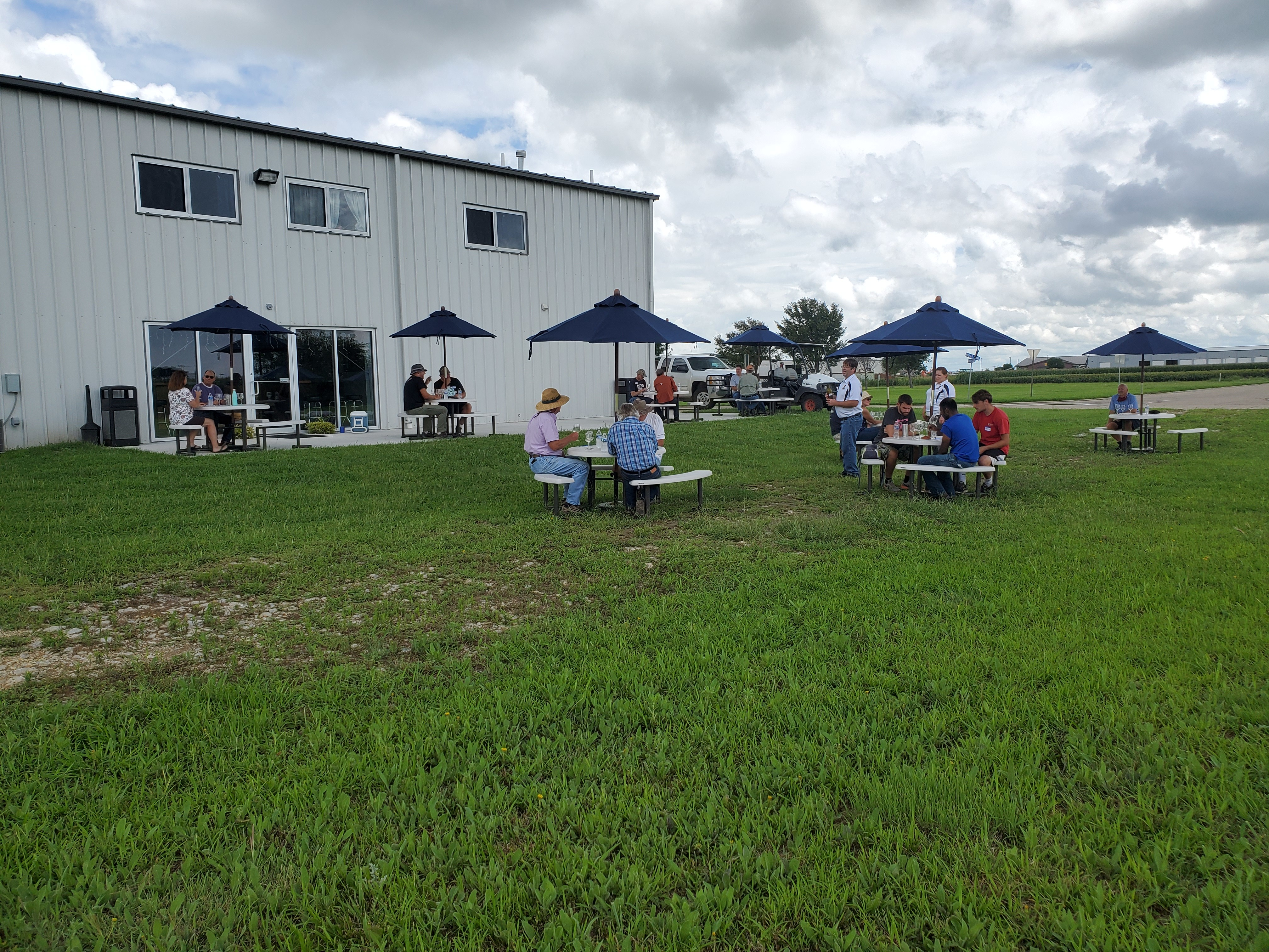 Highland Viticulture and Enology Program hosts a Field Day