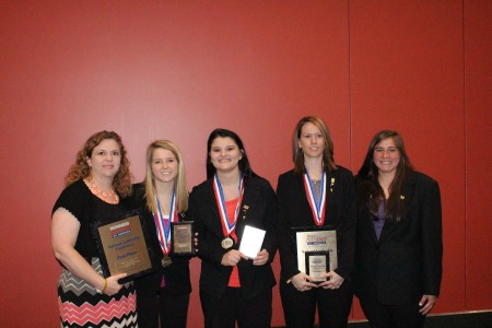 Highland BPA Students Attend National Conference
