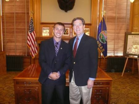 Highland Alum Honored by Governor