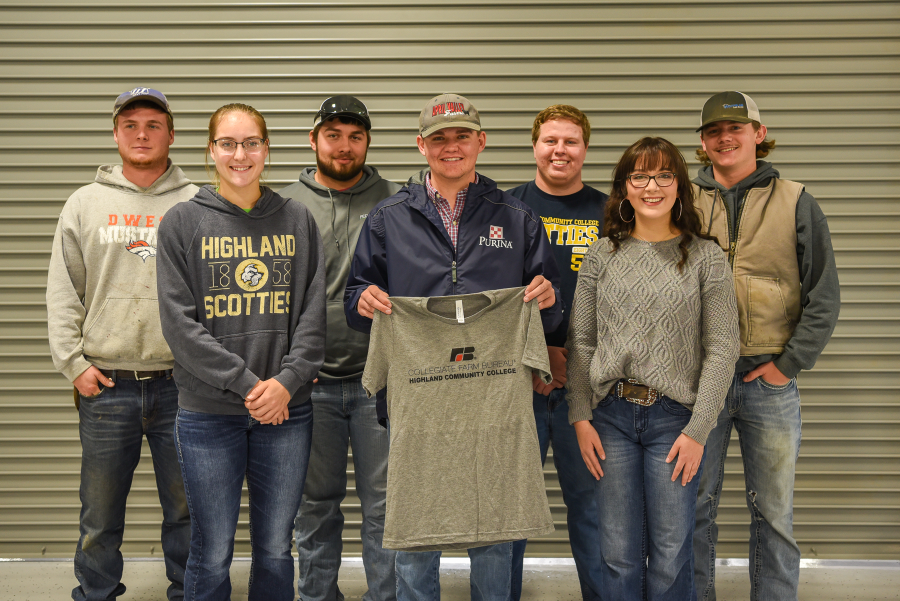 Highland Community College Agriculture Program Becomes Nineteenth Chapter of Collegiate Farm Bureau