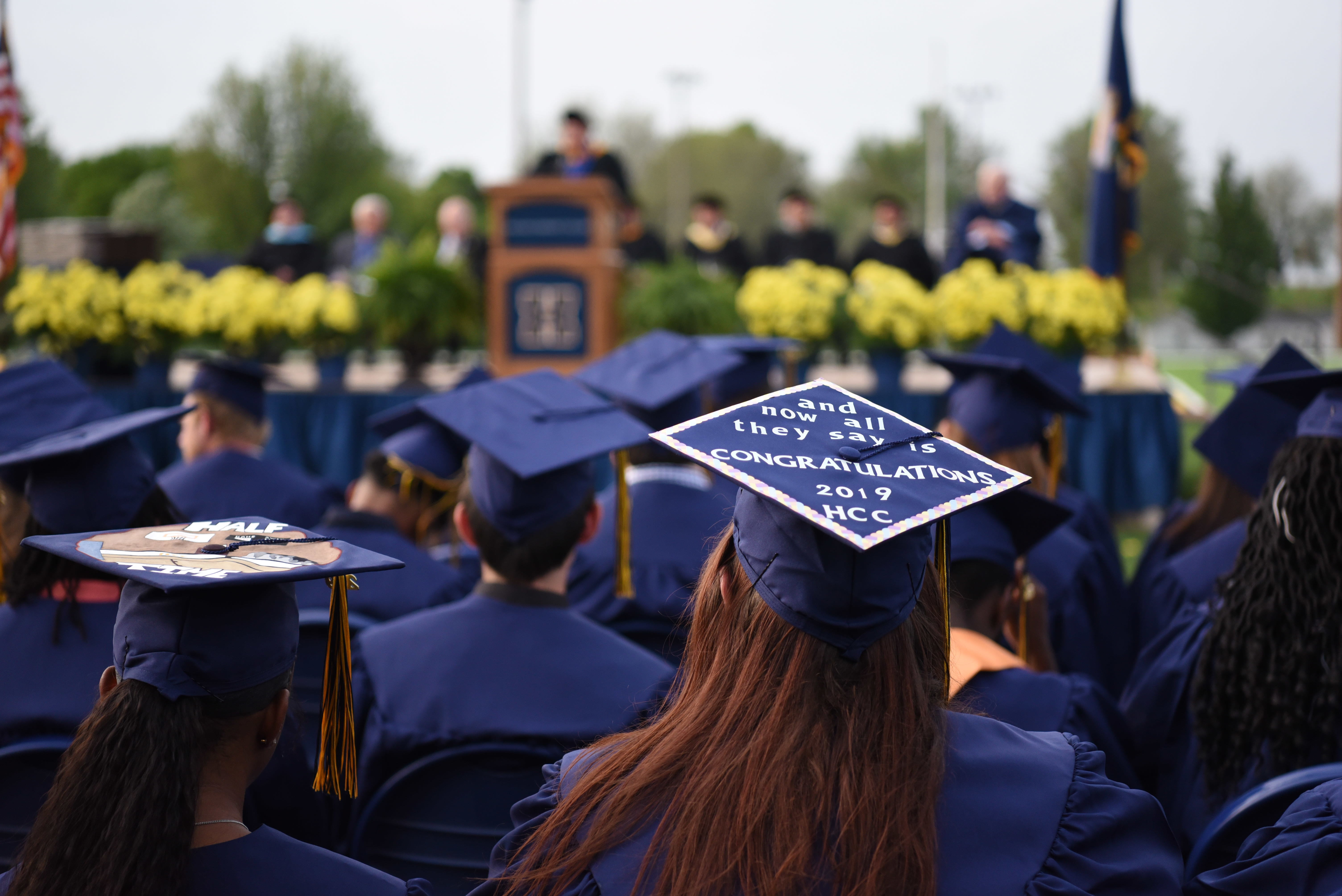 Highland Community College Awards 382 Certificates & Degrees During 2019 Commencement