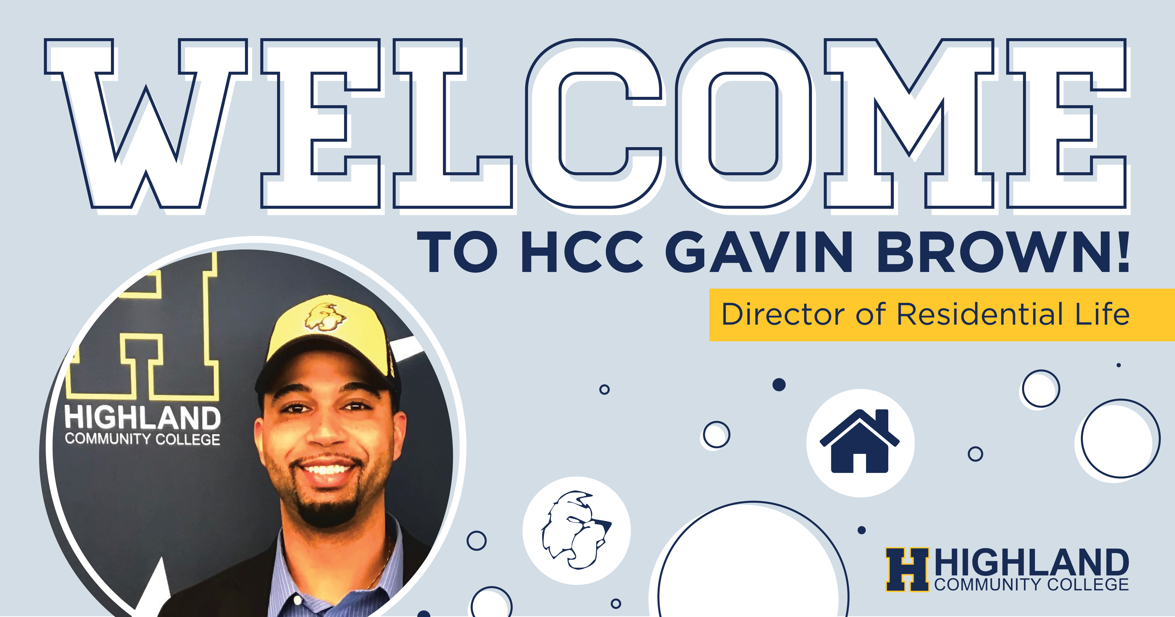 Gavin Brown - Housing Director