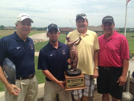 HCC Foundation Team Wins Scottie Classic
