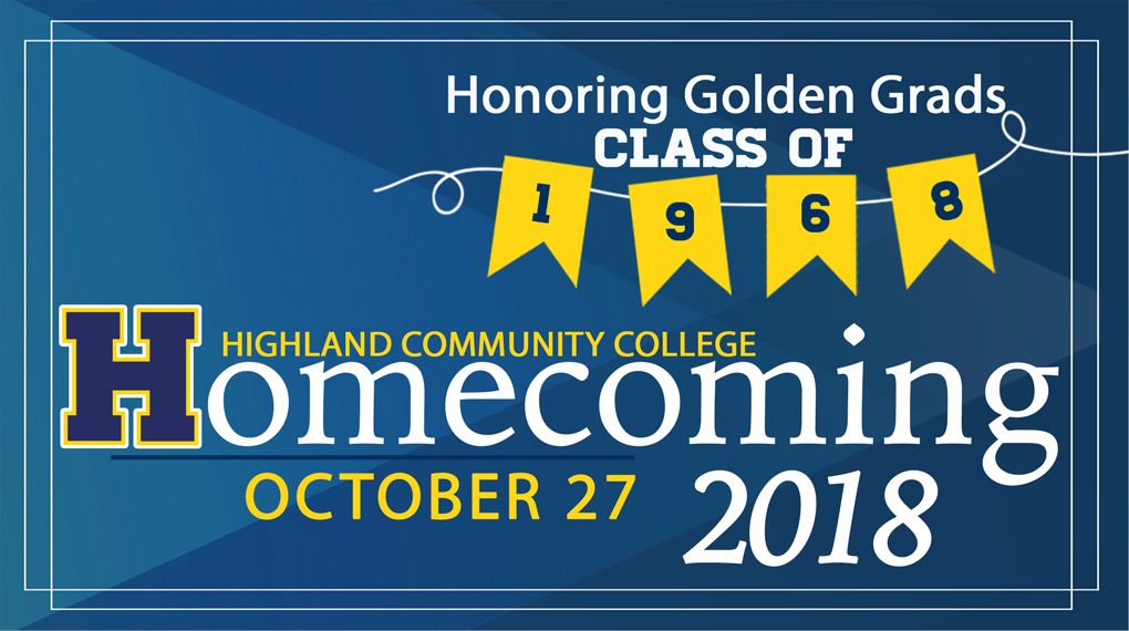 Highland Community College Announces Homecoming Celebration October 27