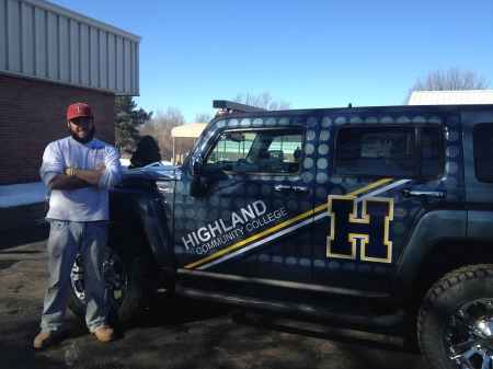 Highland Parade Vehicles Come from Demolitions