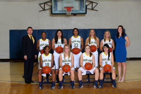 Highland Women Win NJCAA Region VI Championship