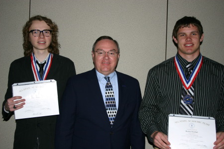 HCC Students Honored at PTK Awards Luncheon