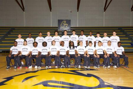 Highland Men's Track Team Earns Academic Honor