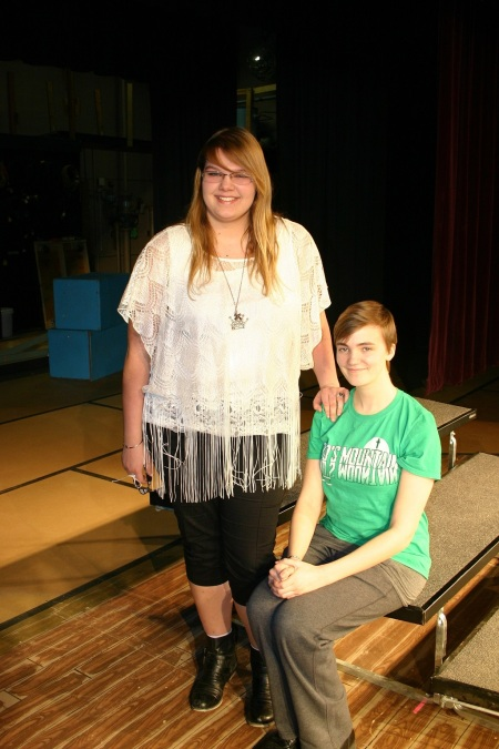 Highland Students Attend Theatre Conference