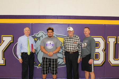 Porter Fund Enables Kearney Student to Attend College