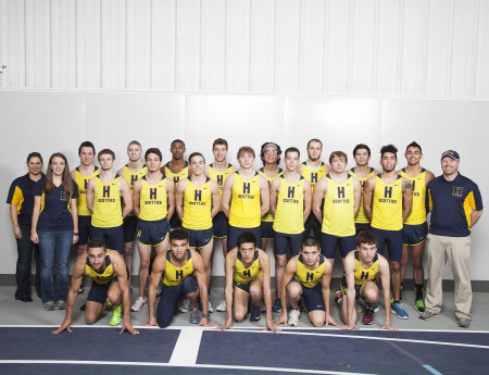 Highland Men's Track & Field Wins Academic Award