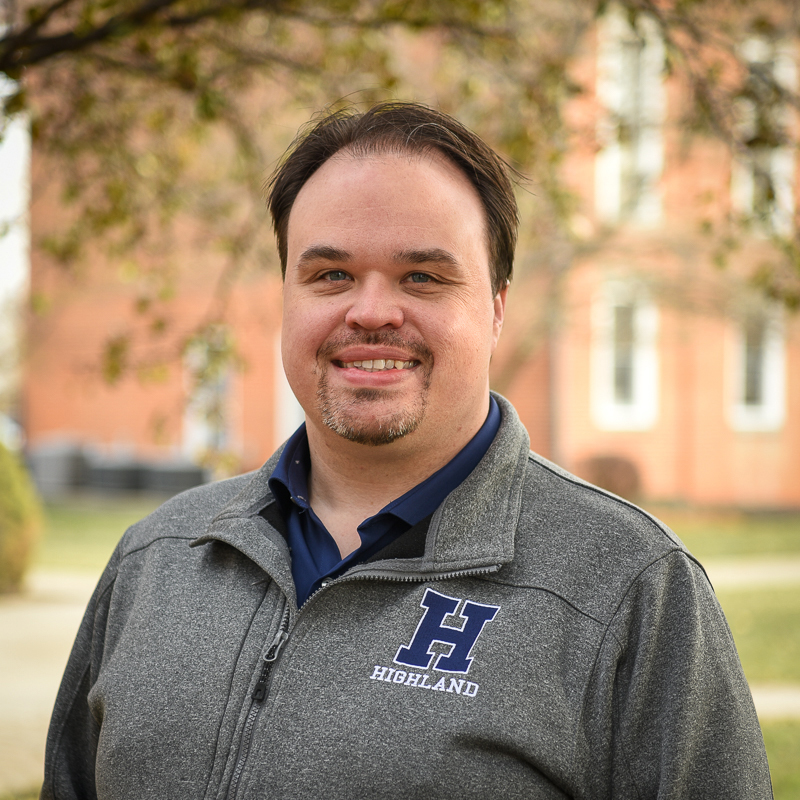 Highland Community College's Joshua North Earns Designation as Certified Financial Aid Administrator