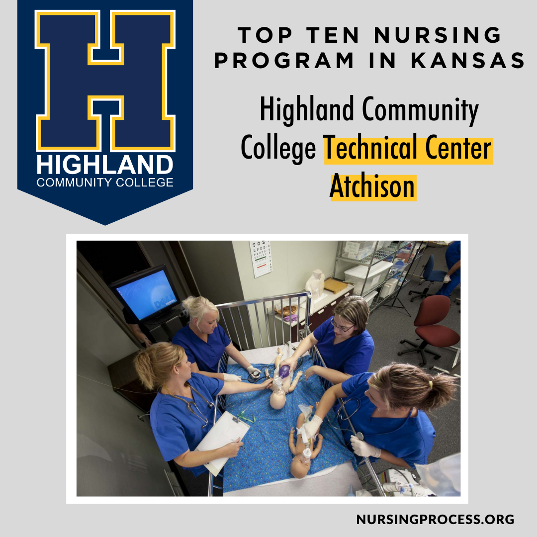 Highland Community College Nursing Program Top 10 in Kansas