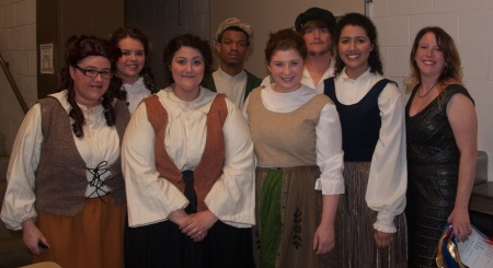 Highland Students Participate in Wichita Grand Opera