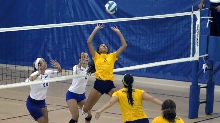 Highland's Pearson Named Setter of the Week