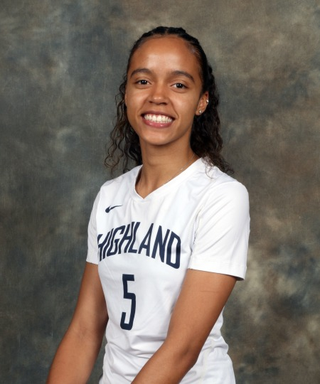 Highland's Polanco named Player of the Year