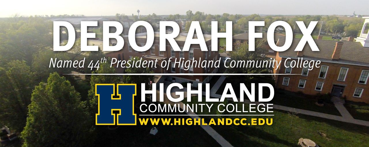 HCC Board of Trustees Announces Deborah Fox as 44th President of Highland Community College