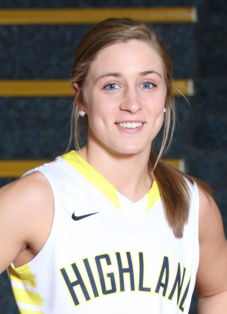 Highland's Bowser Selected for NJCAA All-Star Game