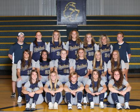 Scottie Softball Advances in District Play