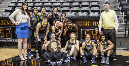 Highland Women Win Region Again