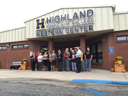 Highland Hosts Offical Opening of its Western Center