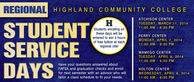 Highland Community College | My HCC